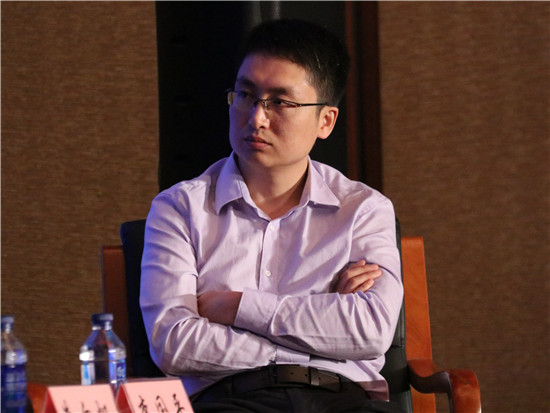 微软中国金融事业部战略技术总监李国平