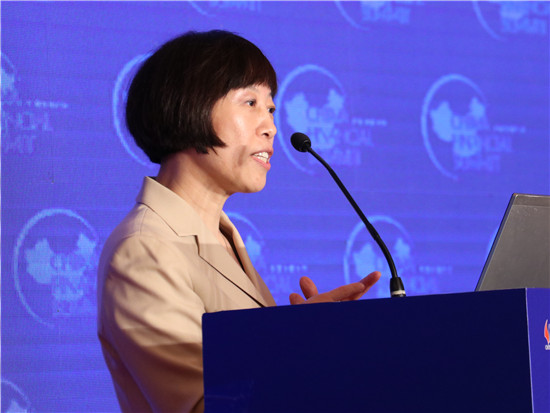 微软中国金融行业总经理徐淑燕
