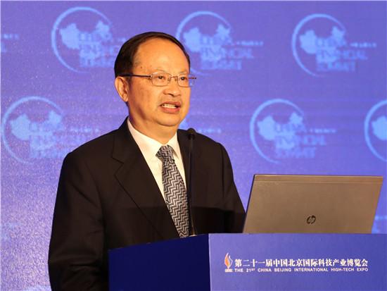 中国上市公司协会会长王建宙