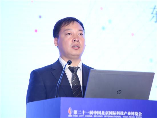 东方银谷(北京)投资管理有限公司首席技术官王宝