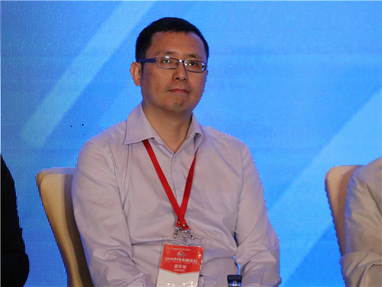 微众银行科技创新产品部副总经理范瑞彬
