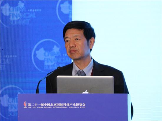 深圳市链融科技股份有限公司董事长李卫平