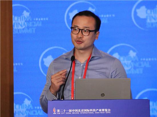 北京八分量信息科技有限公司创始人阮安邦