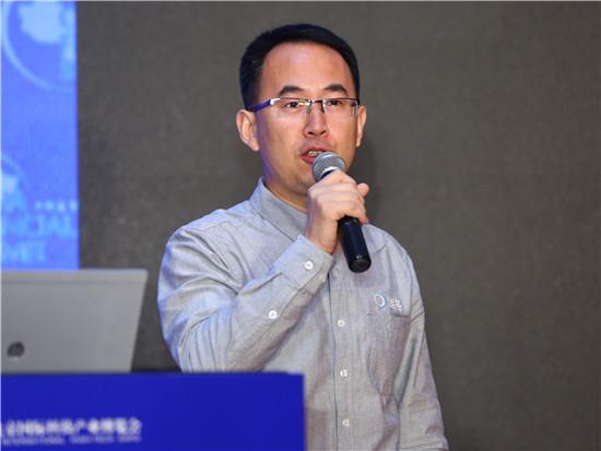 北京佳格天地科技有限公司全国市场总监张雪峰