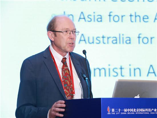 澳大利亚证券与投资委员会前首席经济学家阿莱克斯·厄斯金