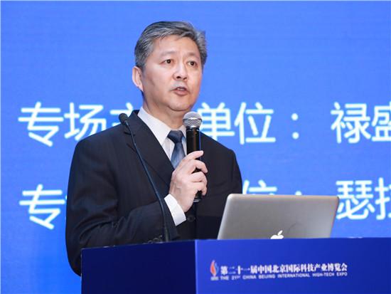 AICI澳上中投基金董事长、禄盛金融服务集团董事长颜家宇