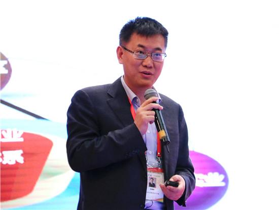 启迪协信集团执行总裁许晓军