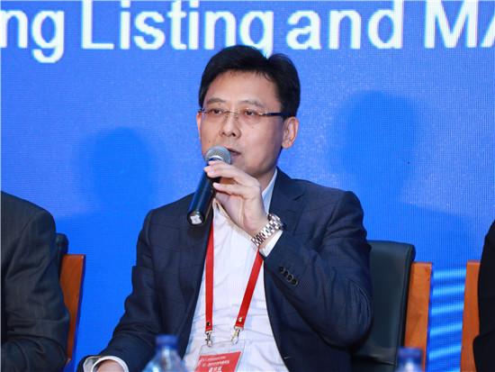 信中利资本集团董事总经理、高级合伙人刘朝晨