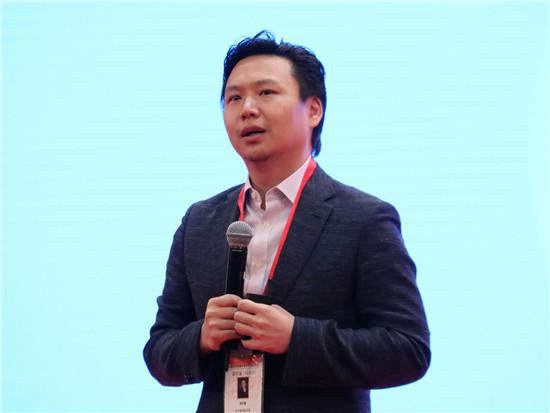 京东集团副总裁、京东云生态业务负责人刘子豪