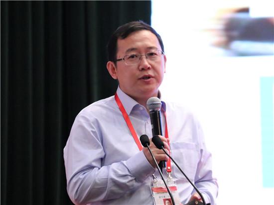 慧与(中国)有限公司中国区副总裁张红忠