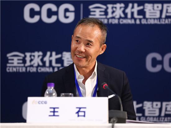 王石:粤港澳大湾区在全球都将扮演举足轻重的角色