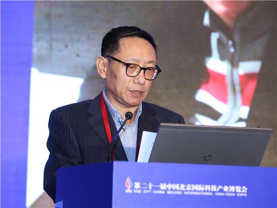 中国工业环保促进会副会长杨卫民