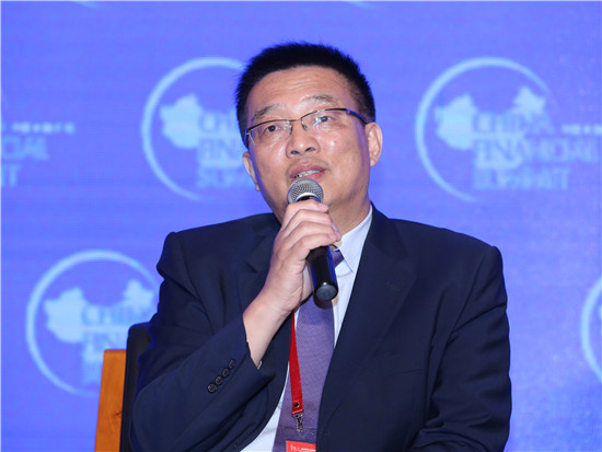 建信养老金公司副总裁杭琛