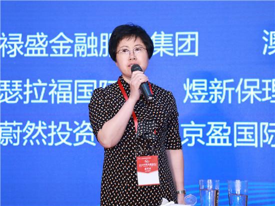 新疆哈密绿天使纤维科技有限公司董事长林淑静
