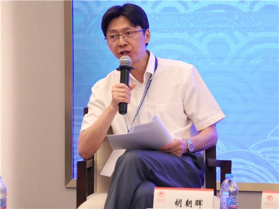 胡朝晖:企业家就是创新家 是决定企业兴衰成败的关键