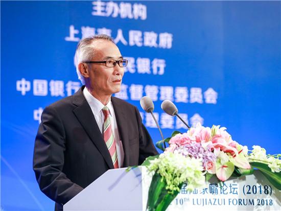 国务院参事、当代经济学基金会理事长夏斌