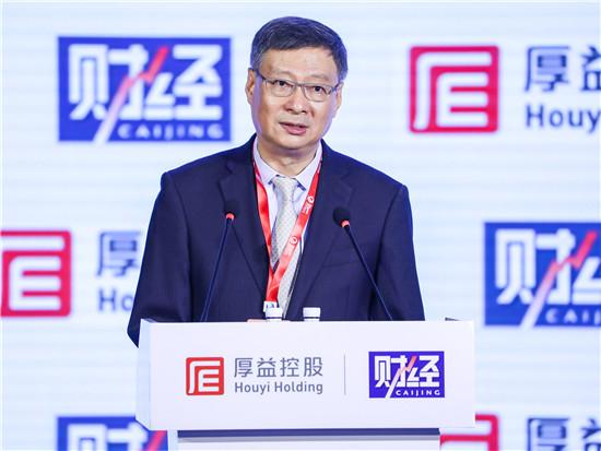 中国银行前行长、中国互联网金融协会区块链工作组组长李礼辉