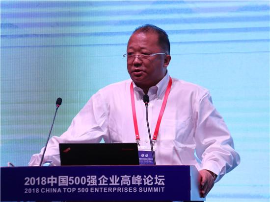 福中集团创始人、董事局主席杨宗义