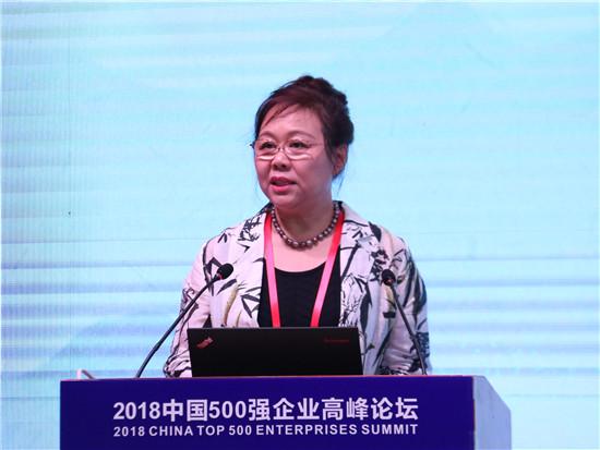 BP中国总裁、BP(中国)投资有限公司董事长杨筱萍