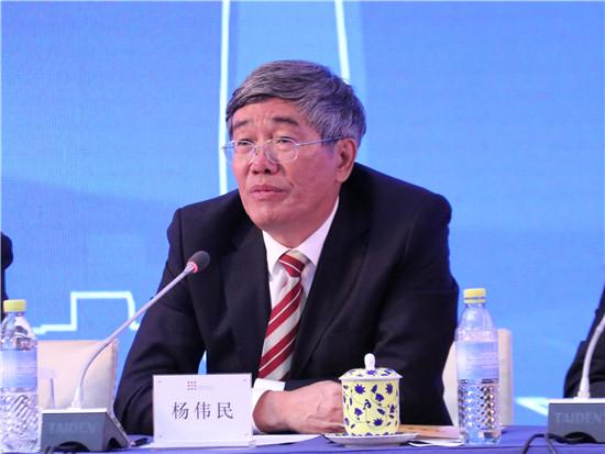 全国政协经济委员会副主任;中央财经领导委员会办公室原副主任杨伟民