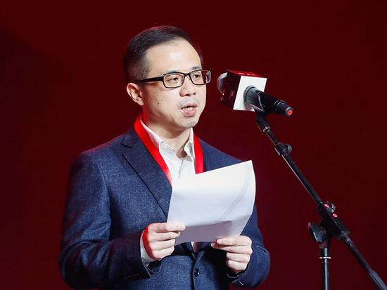 中关村科技园区办委员会党结合员、副主任翁啟文