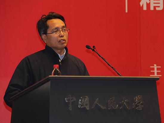 北京师范大学中国扶贫研究院院长张琦