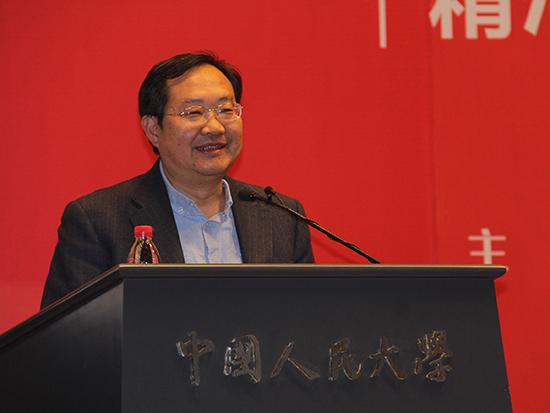 中国人民大学经济学院院长刘守英