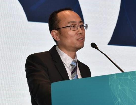 交通银行总行金融机构部高级经理闫盘峰