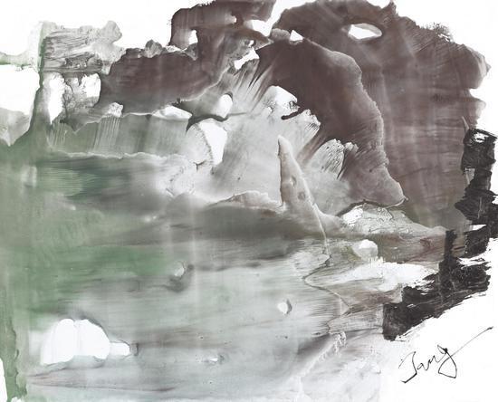 唐双宁绘画作品