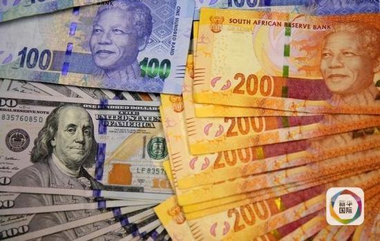 美元兑南非兰特大跌 新兴市场货币受追捧