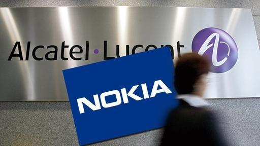 诺基亚称已掌握阿尔卡特朗讯控制权1月14日合并