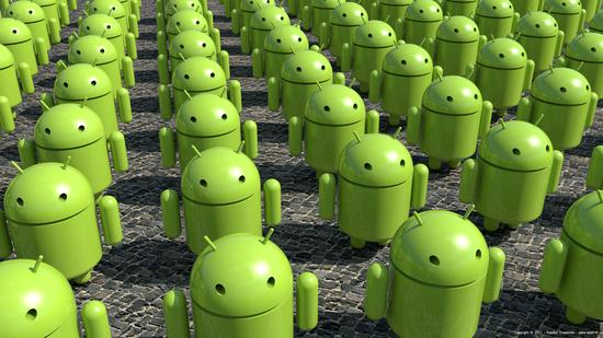 安卓是市场份额最大的移动操作系统,为谷歌带来了巨大的利益