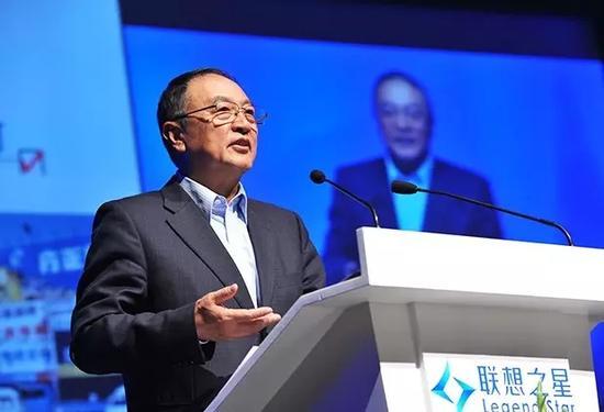 柳传志:最谦虚的那个中国企业家