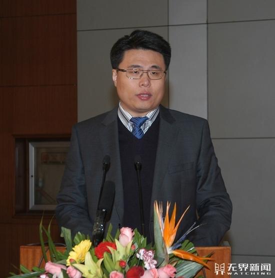 ▲张斌系张才奎之子,也是这次山水攻防战的主要力量