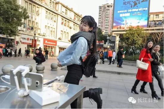 长江日报记者胡冬冬 拍摄