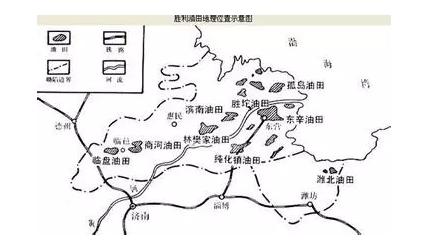 塔里木油田 地图