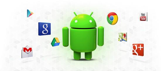 安卓系统是谷歌众多产品与服务的中枢