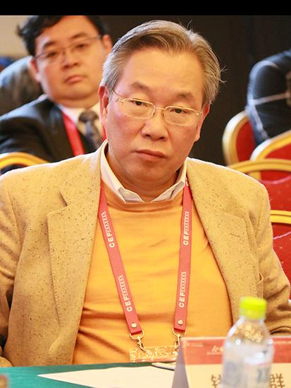 钱大群-原IBM公司大中华区首席执行总裁(图片来源:新浪财经 摄影:顾国爱)