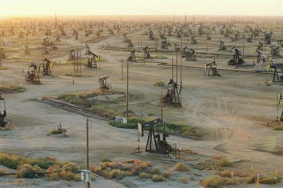 美国不同地区的页岩油生产成本彼此差异巨大