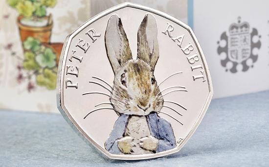 比得兔是全球出名的少年文学人物