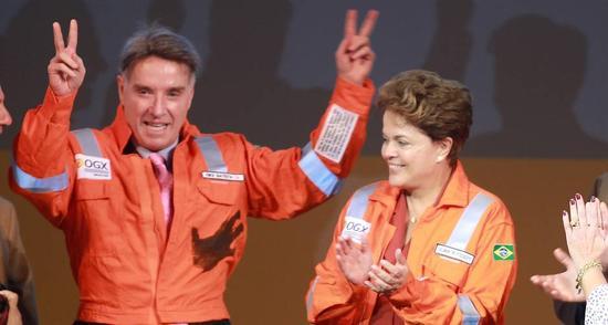 巴蒂斯塔已经与罗塞夫总统联系密切
