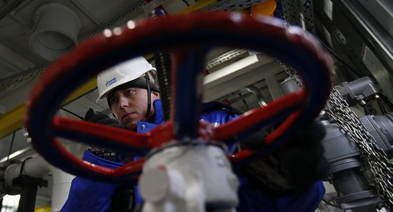 俄罗斯在自然气供给上的底气很足