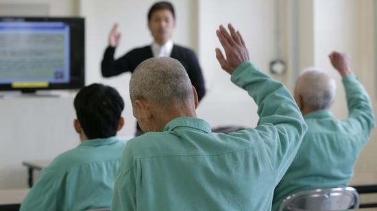"""日本社会""""晚年犯""""数目减速回升(图像来历:英国《金融时报》网站)"""
