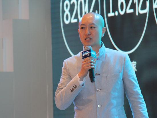 美国 eBay 大中华区销售总经理郑长青