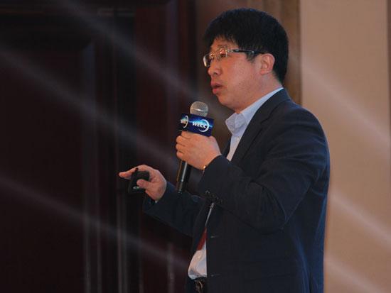 京东商城公共事务副总裁曲越川
