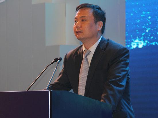 平安银行网络金融事业部总裁金晓龙
