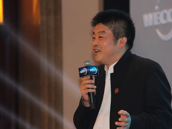 爱国者集团董事长、爱国者欧途欧(北京)网络科技有限公司董事长冯军