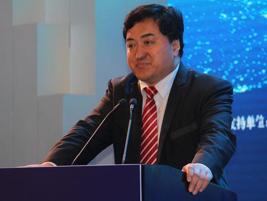 国家互联网信息办公室信息化发展局巡视员兼副局长董宝青