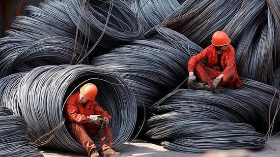 图解中国经济的去产能之路