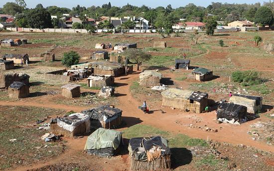 已经的非洲粮仓繁荣不胜